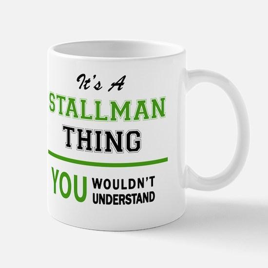 Cute Stallman Mug