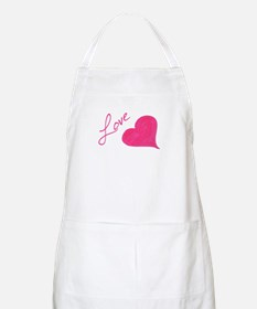 Love in Ink Apron