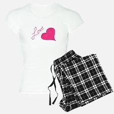 Love In Ink Pajamas