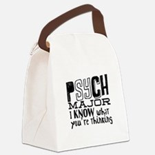 Thinking Canvas Lunch Bag