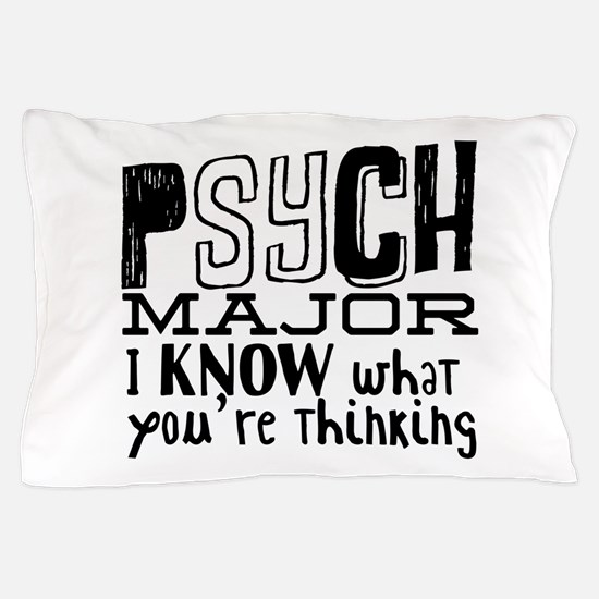 Thinking Pillow Case