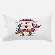 WINTER PENGUIN Pillow Case