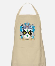 Jacka Coat of Arms - Family Crest Apron