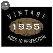 Vintage 1955 Birthday Puzzle