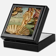 Botticelli Birth Of Venus Keepsake Box