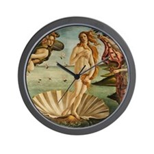 Botticelli Birth Of Venus Wall Clock