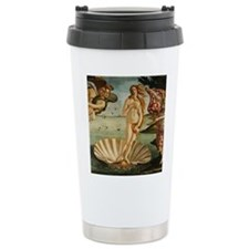Botticelli Birth Of Venus Travel Mug