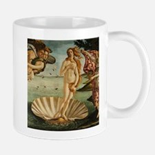 Botticelli Birth Of Venus Mugs