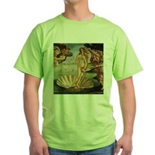 Botticelli Birth Of Venus T-Shirt