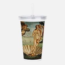 Botticelli Birth Of Venus Acrylic Double-wall Tumb