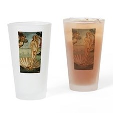 Botticelli Birth Of Venus Drinking Glass