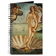 Botticelli Birth Of Venus Journal