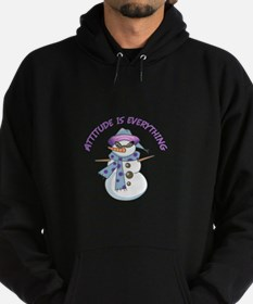 ATTITUDE IS EVERYTHING Hoody