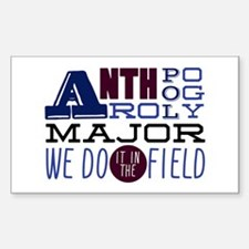 In The Field Decal