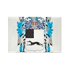 Jacobs Coat of Arms - Family Crest Magnets