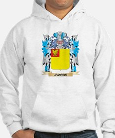 Jacobs Coat of Arms - Family Cre Hoodie