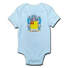 Jacob Coat of Arms - Family Crest Body Suit