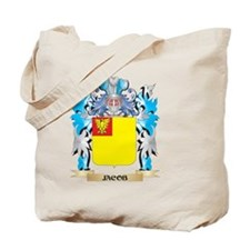 Jacob Coat of Arms - Family Crest Tote Bag