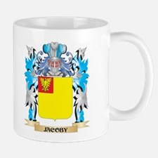 Jacoby Coat of Arms - Family Crest Mugs
