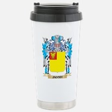 Jacoby Coat of Arms - F Travel Mug