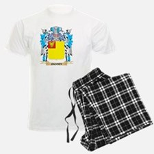 Jacoby Coat of Arms - Family Pajamas