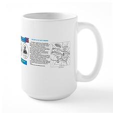Battleofgettysmugwithmap Mugs