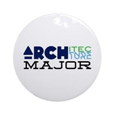 Architecture Major Ornament (Round)