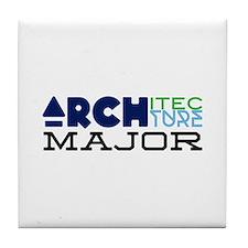 Architecture Major Tile Coaster