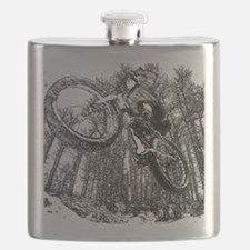 Flying fatbike Flask