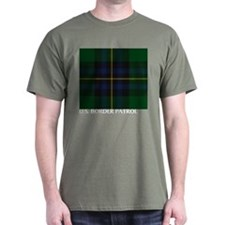 U.S. Border Patrol Tartan T-Shirt