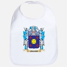 Jagger Coat of Arms - Family Crest Bib