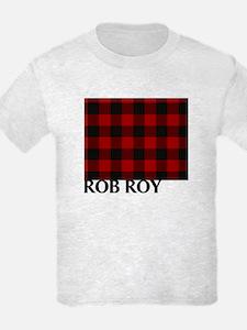 Rob Roy Tartan T-Shirt