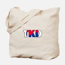 Tae Kwon Do (TKD) Tote Bag