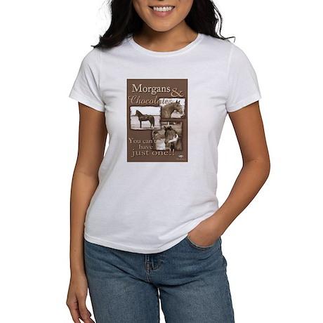 Morgans & Chocolates - Women's T-Shirt