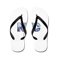 New York City (NYC) Flip Flops