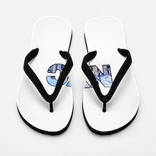 New York City (NYC) Flip Flops