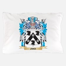 Jake Coat of Arms - Family Crest Pillow Case