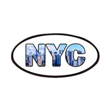 New York City (NYC) Patches