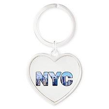 New York City (NYC) Keychains