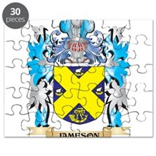 Jameson Coat of Arms - Family Crest Puzzle
