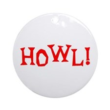 howl2 Ornament (Round)
