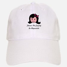 There's No Crying In Hopscotc Baseball Baseball Cap