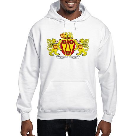 Lancashire County Council COA Hooded Sweatshirt