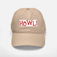 howl2 Baseball Baseball Cap