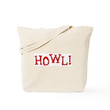 howl2 Tote Bag