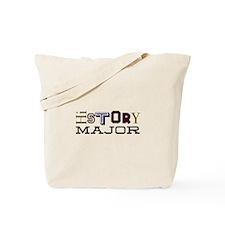 History Major Tote Bag