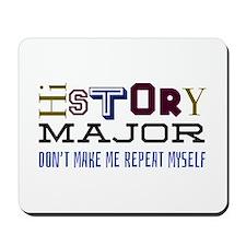 Repeat Myself Mousepad