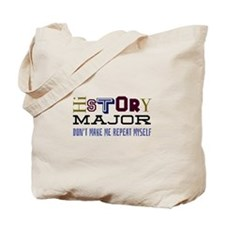 Repeat Myself Tote Bag