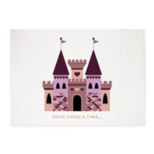 Once upon a time 5'x7'Area Rug