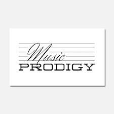 Music Prodigy Car Magnet 20 x 12